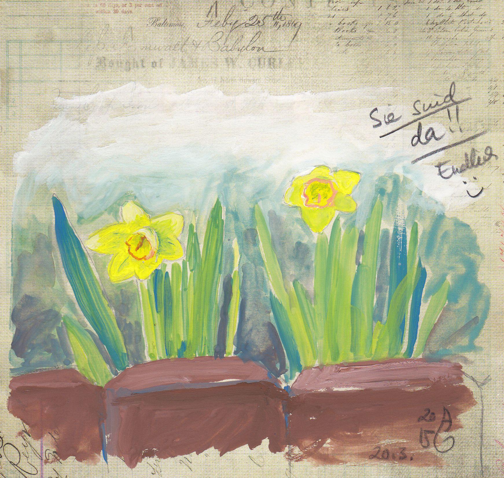Frühlingsglocken