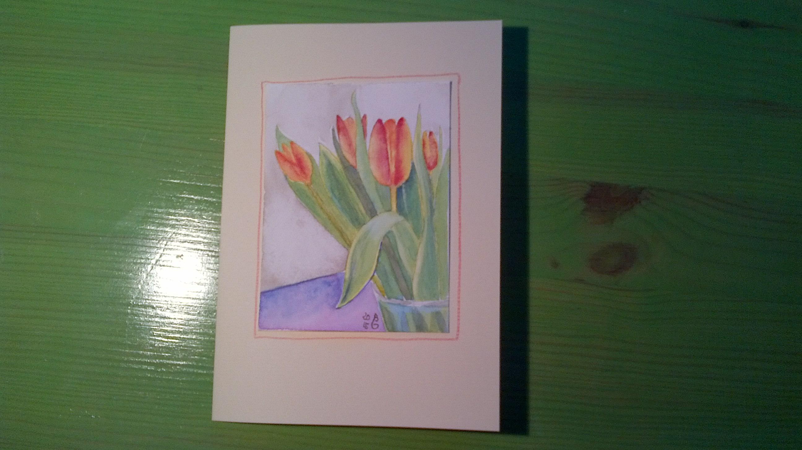 Osterkarten/ Easter cards