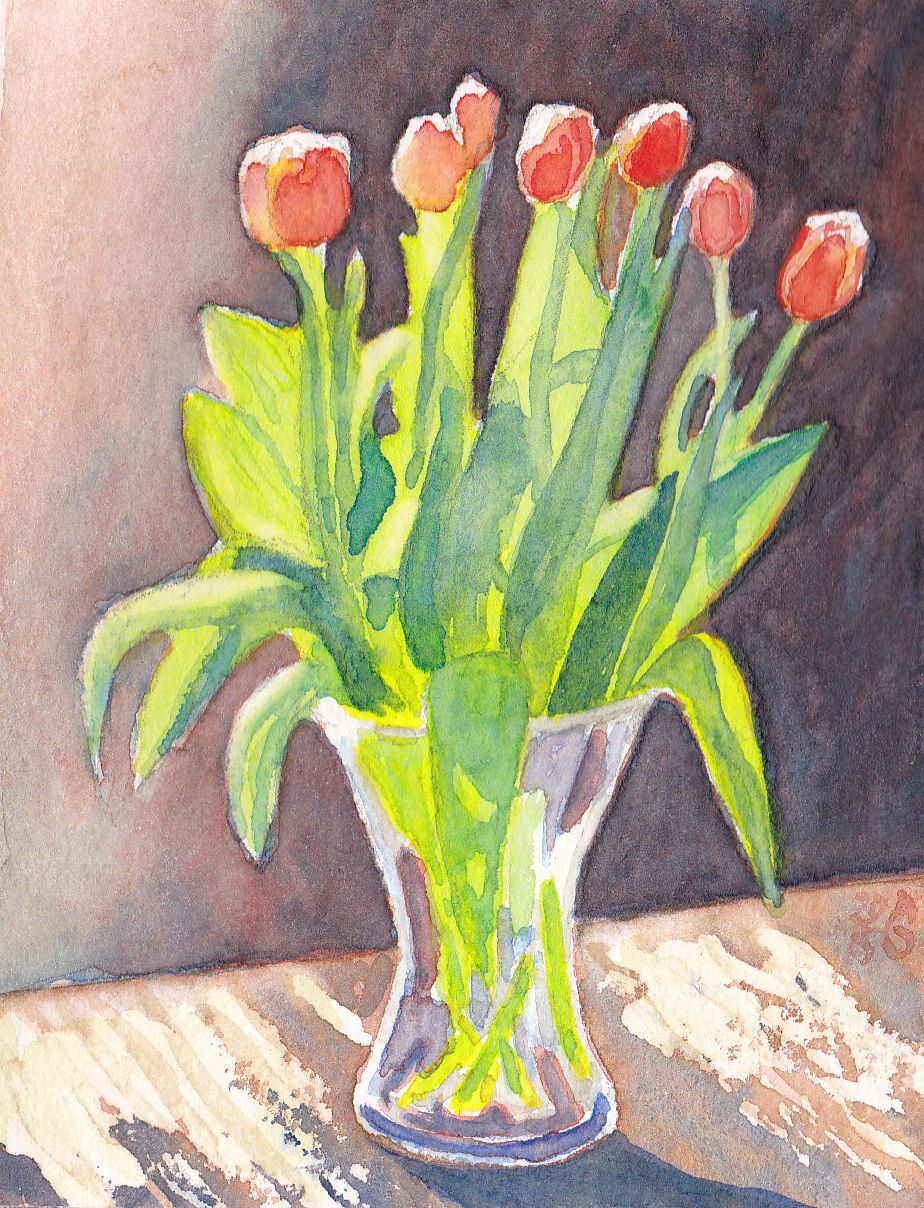 Ostertulpen/Easter tulips