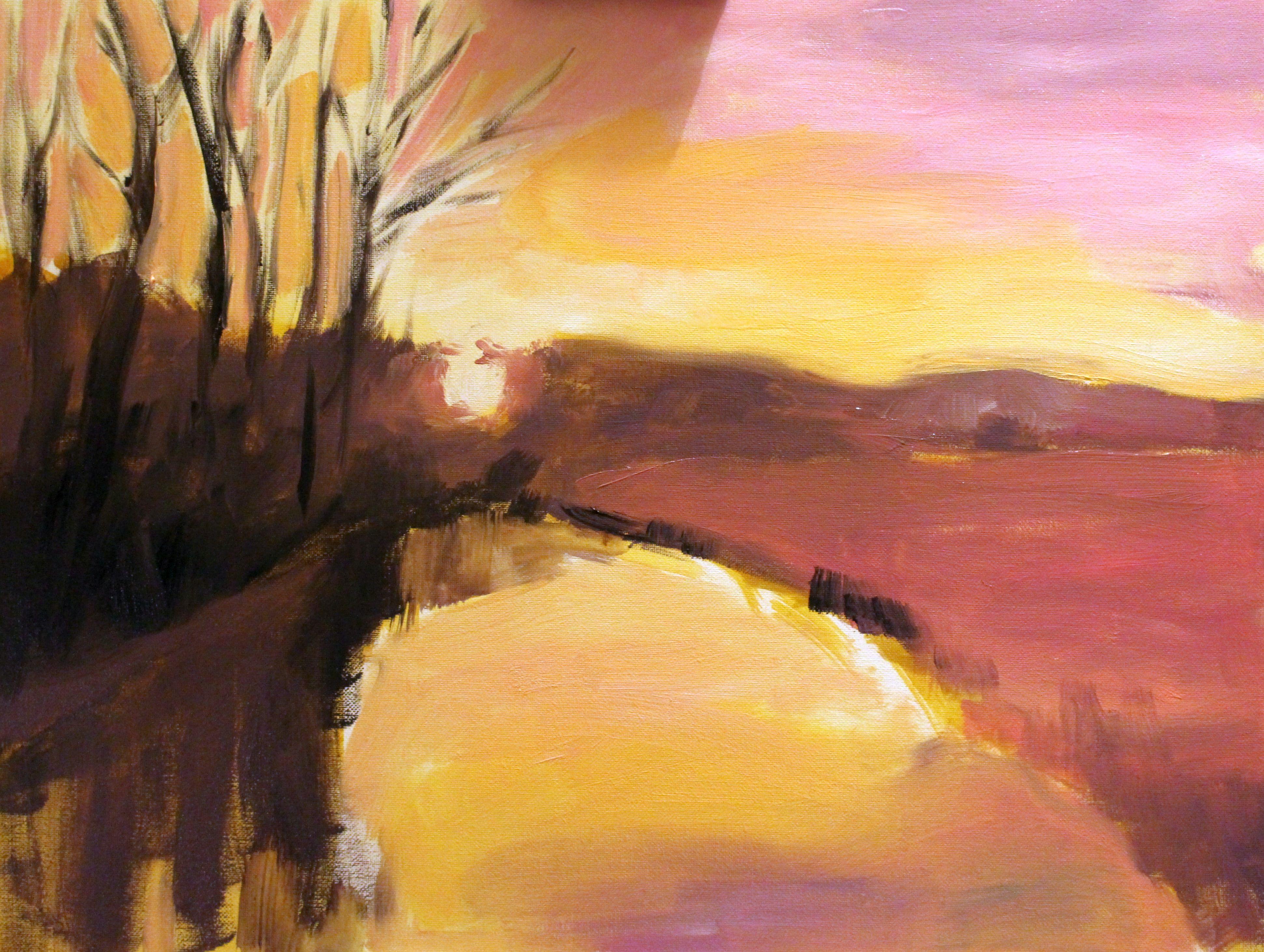 Sonnenaufgang Illmenau2