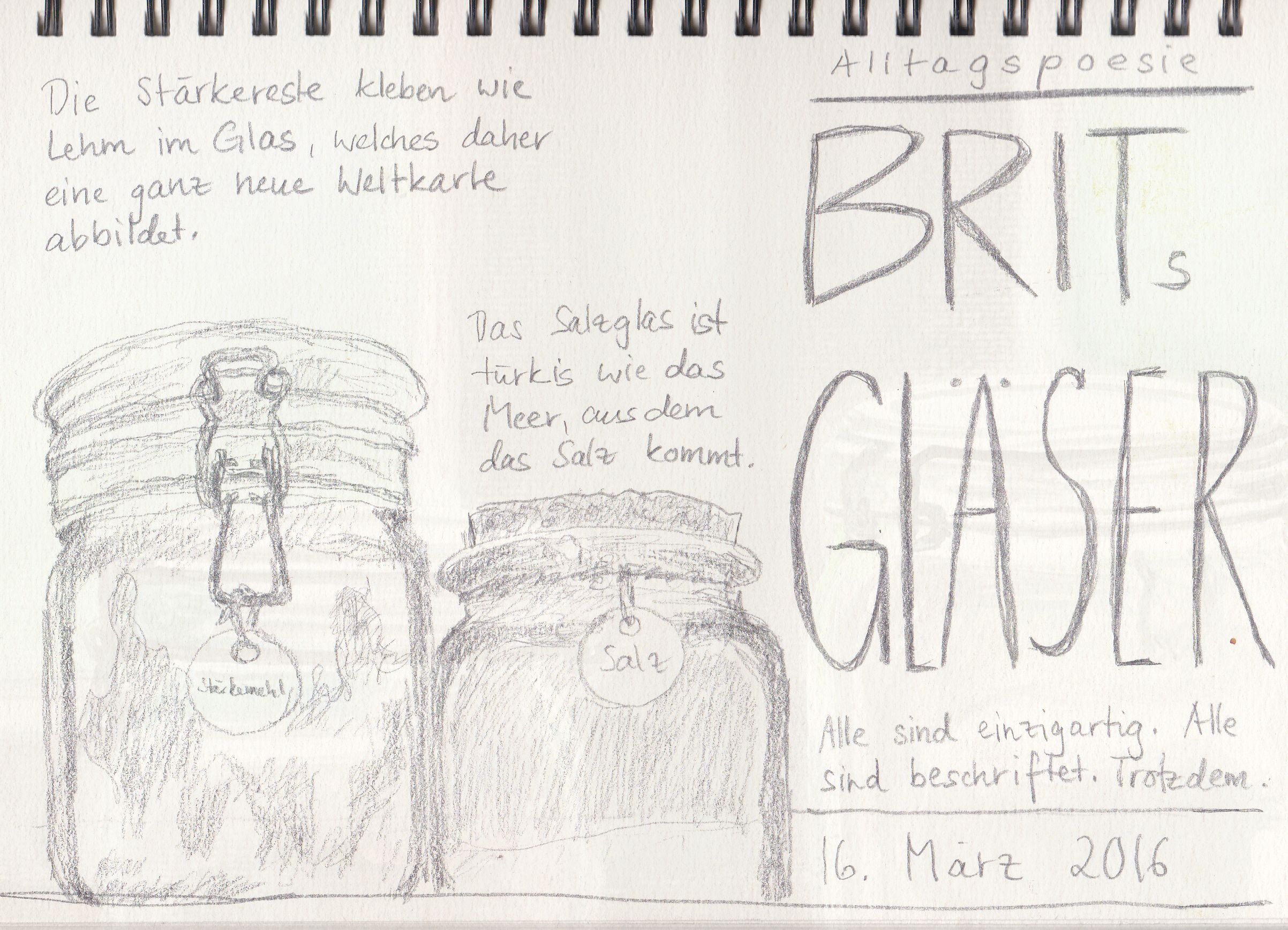 Brits-Gläser