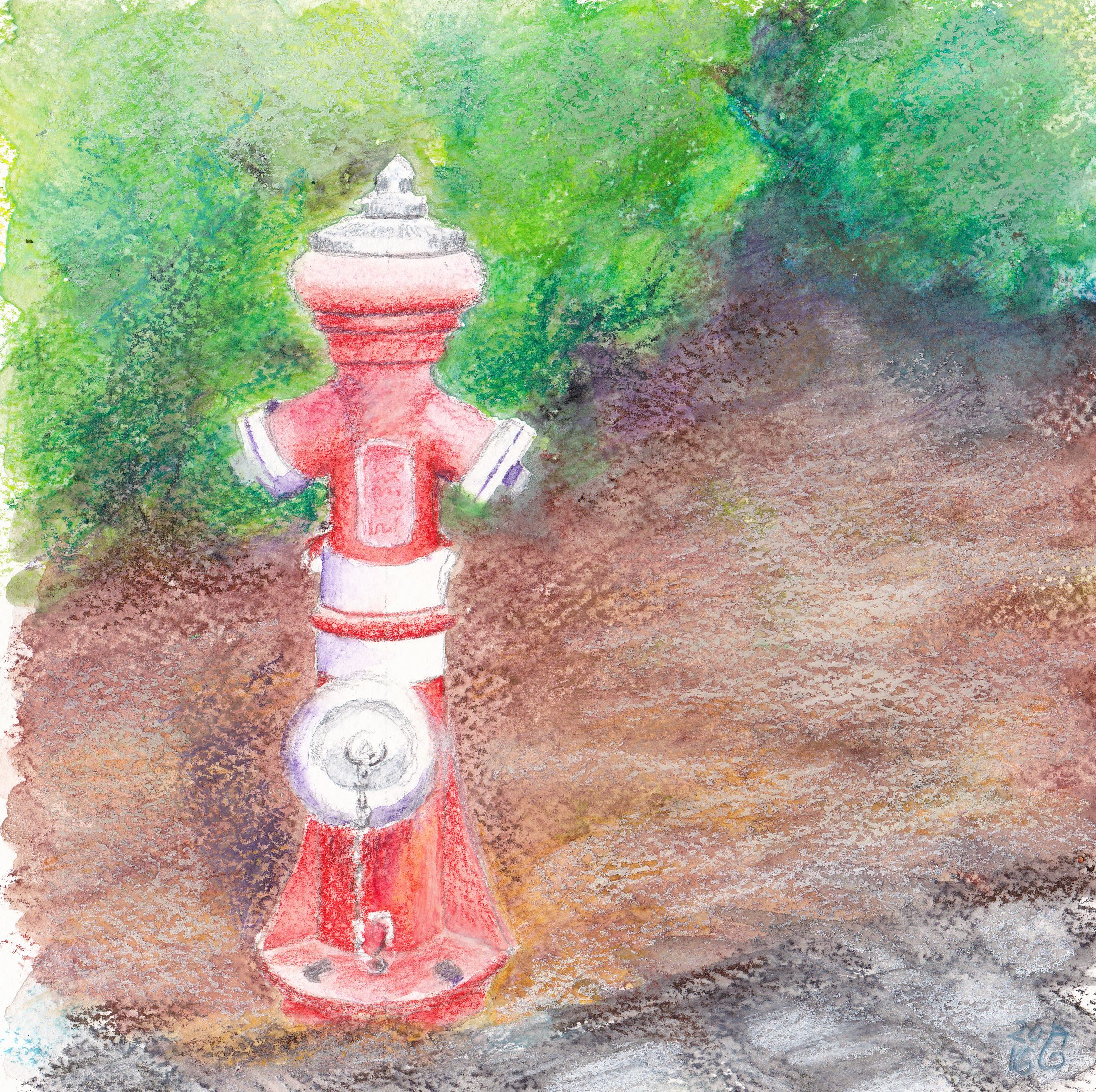 Hooked on hydrants