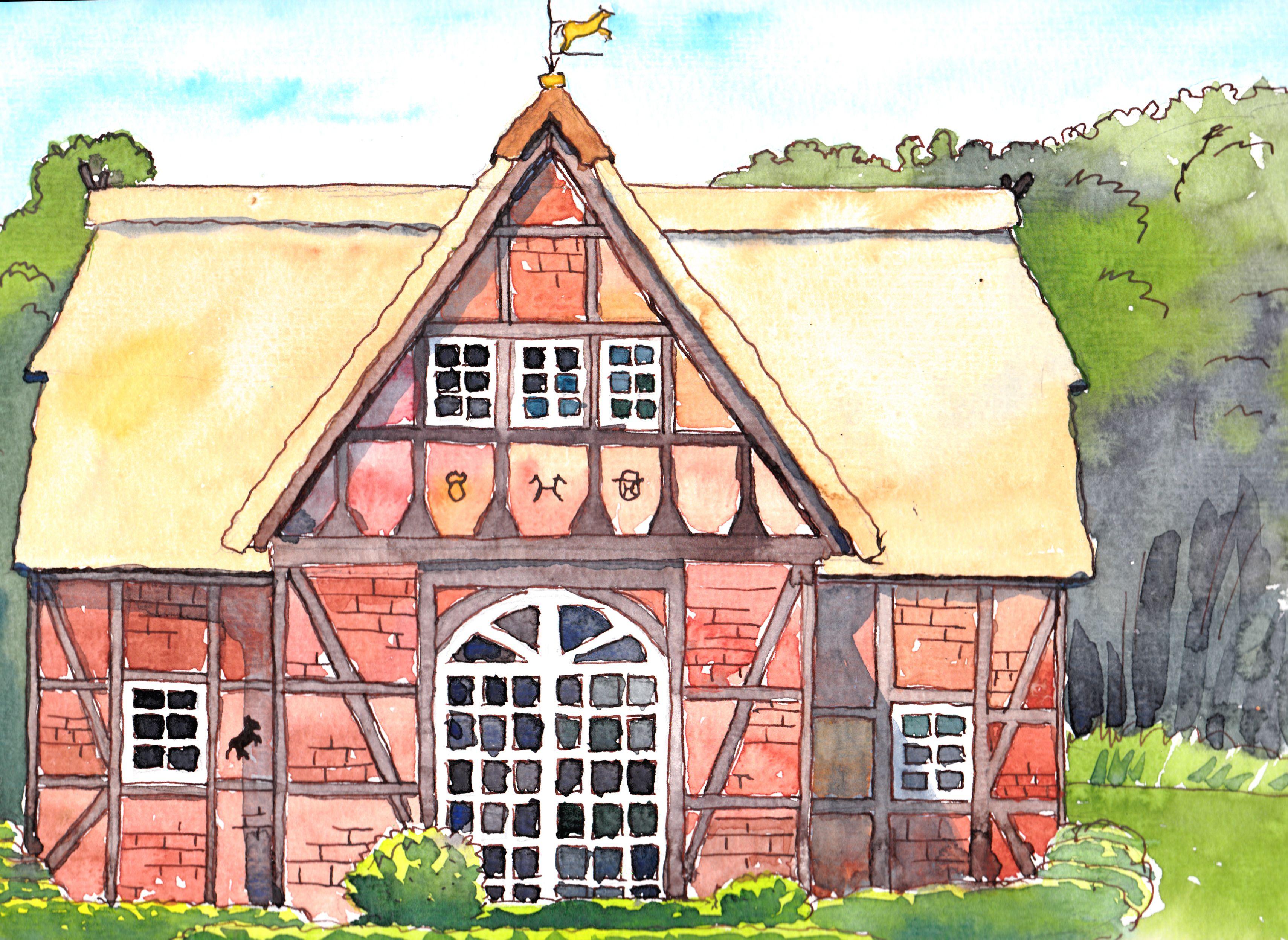 Pferdestall-Heiligenthal