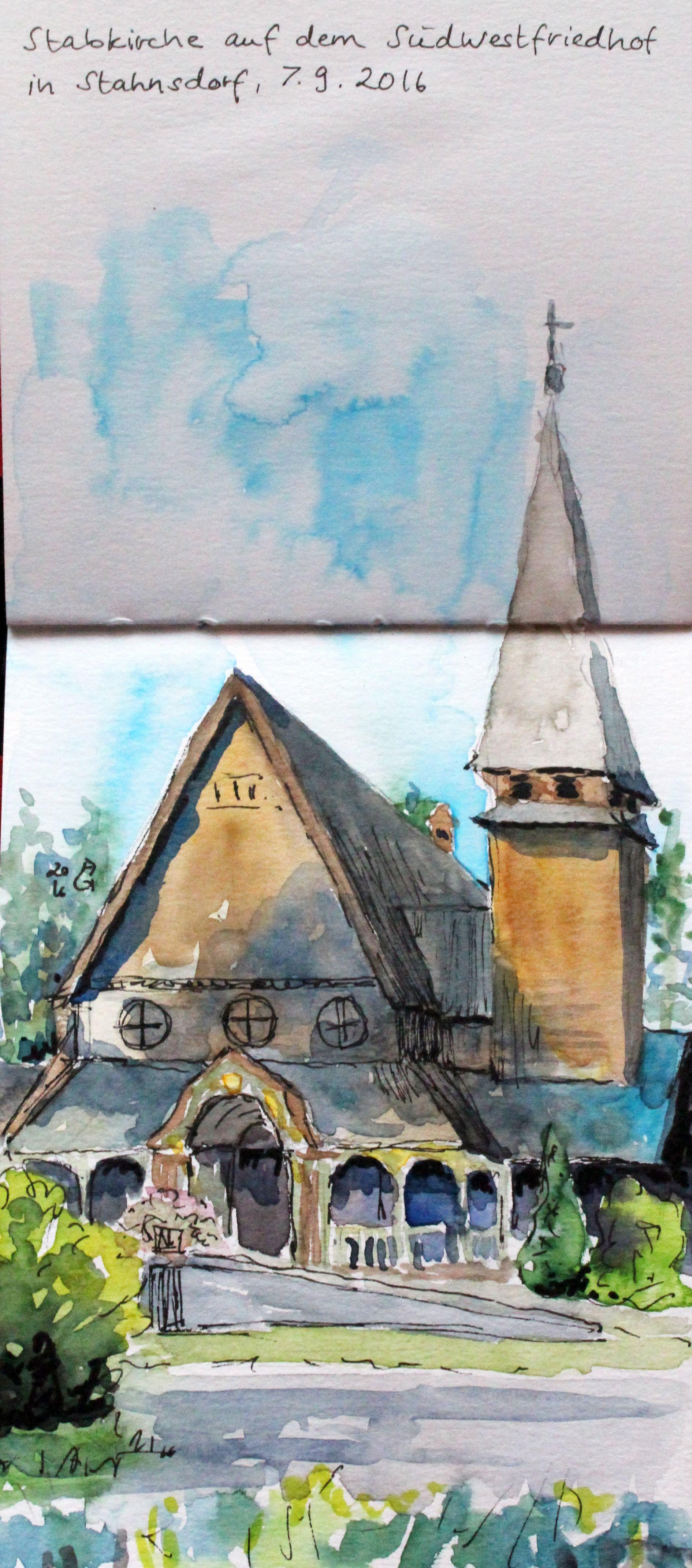 Stave church | Stabkirche