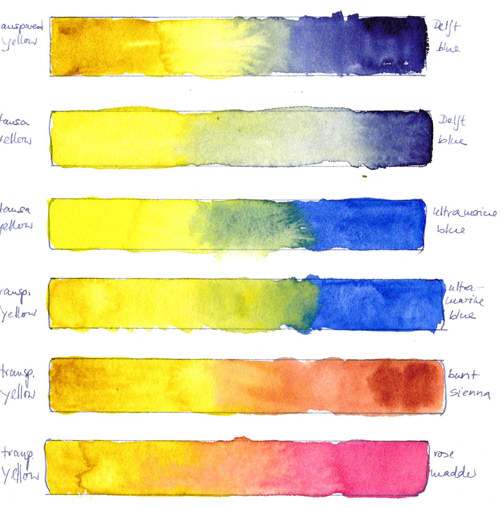 Colour 1 | Farbe 1