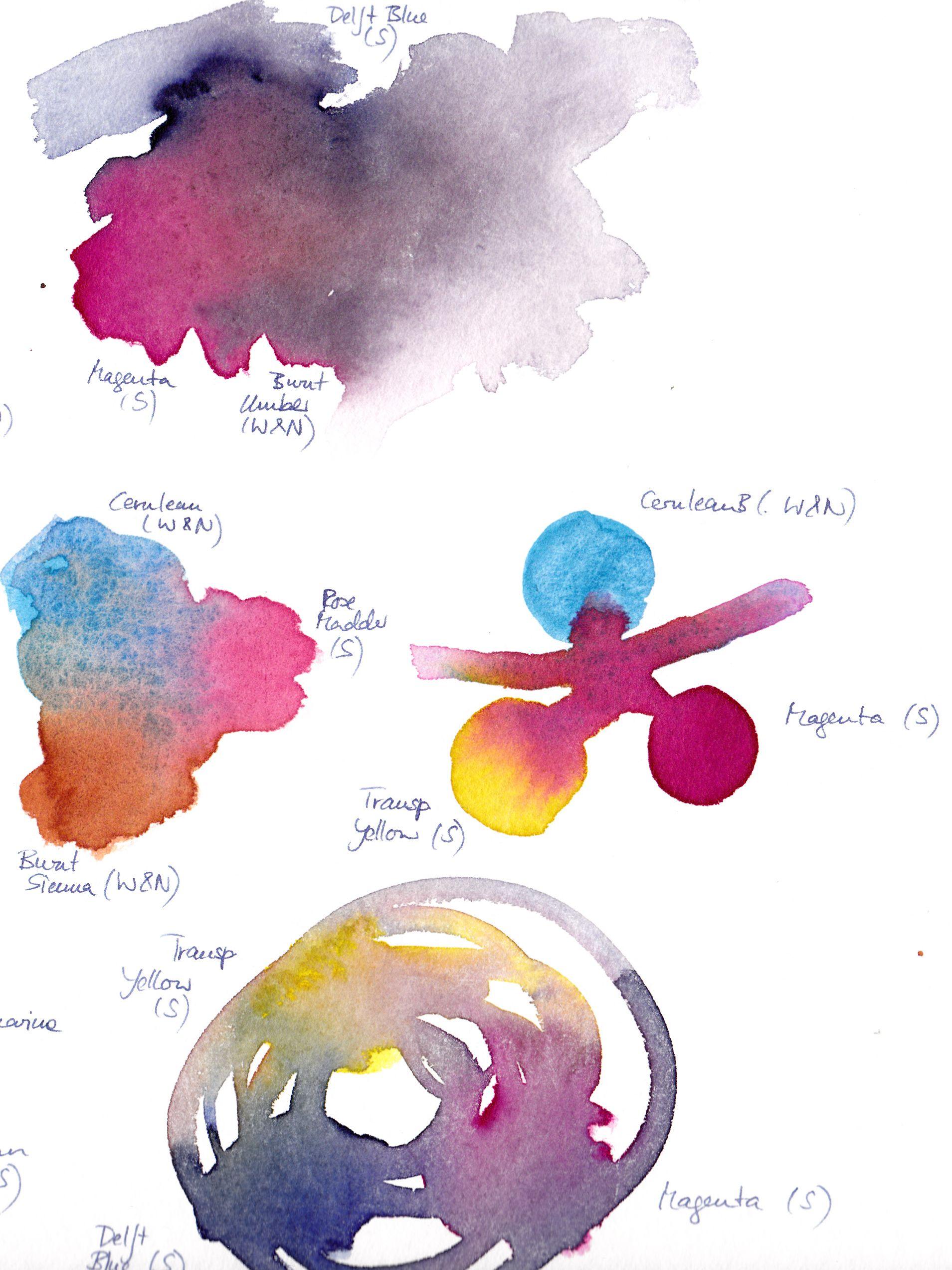Why talk about colour? | Warum über Farbe reden?
