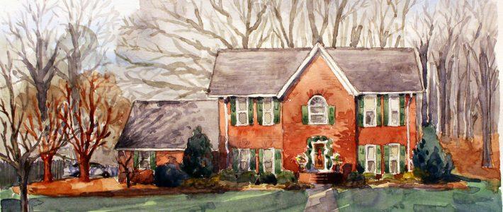 Family home | Wo die Verwandten wohnen