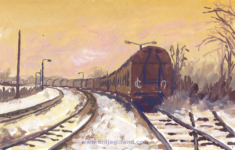 Güterwagen_Studie