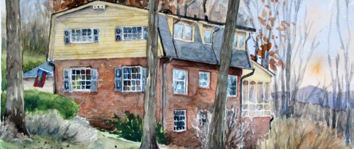 Hill house | Haus am Hang