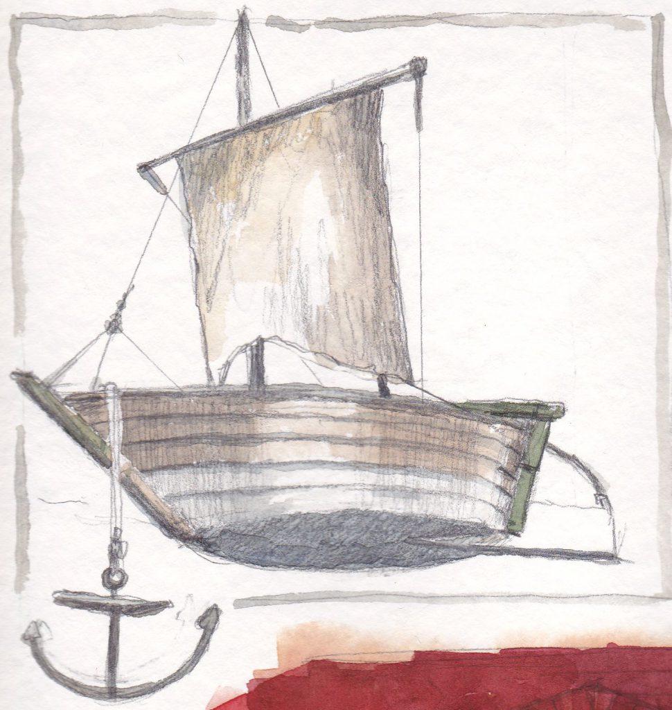 1.Februar, Boot