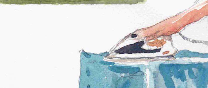 Ironing | Bügeln