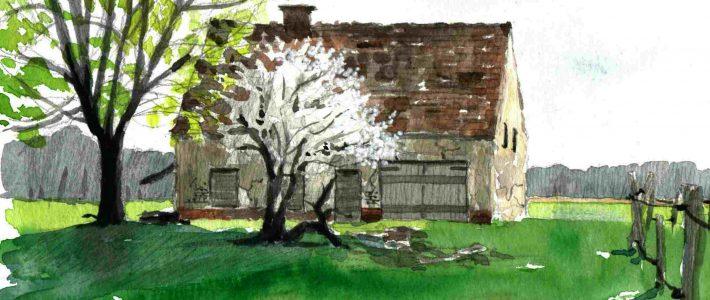 Old barn | Alte Scheune