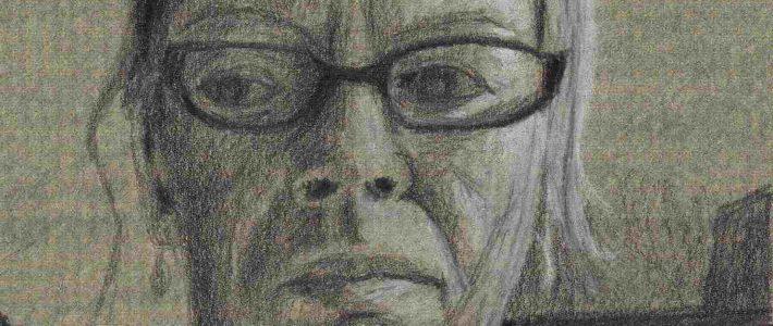 Two serious self portraits | Ich, ernsthaft: Zwei Selbstporträts
