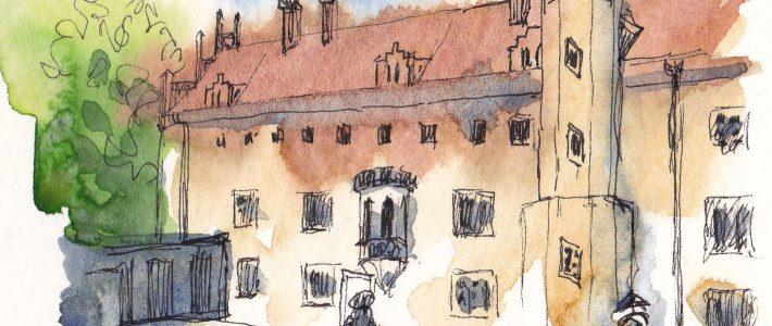 In Wittenberg