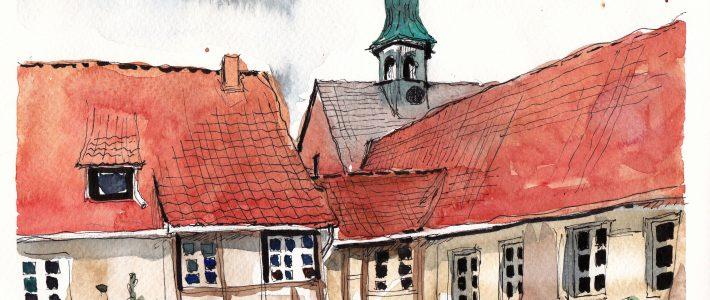 Roofs, roofs, roofs | Dächer über Dächer…