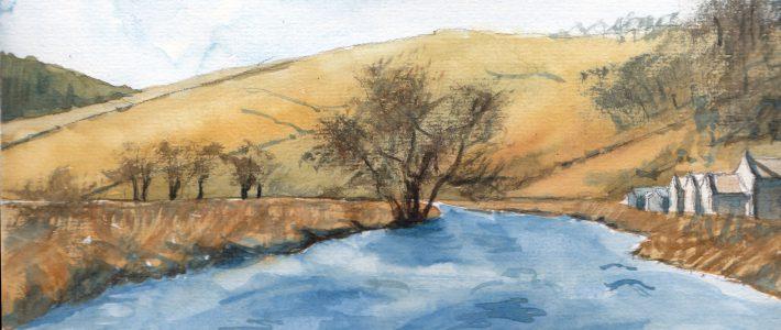 Painting with a limited palette | Mit eingeschränkter Palette malen