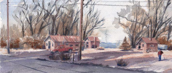 Surviving homes | Die letzten Häuser, die übrig blieben