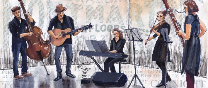 A musical commission | Ein musikalischer Auftrag