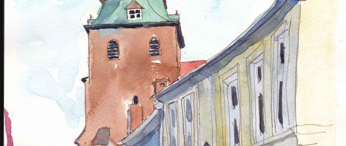 Was ist eigentlich Urban Sketching?