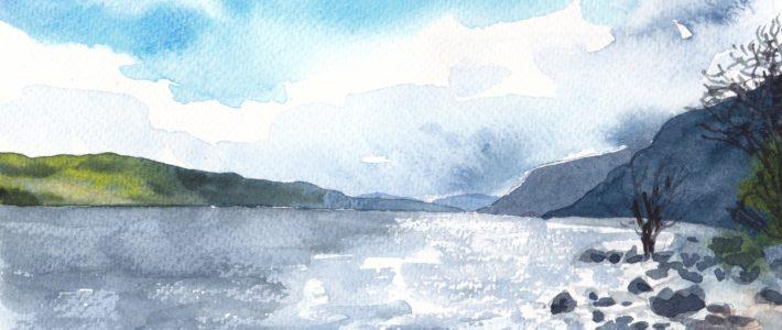 Zum Loch Ness