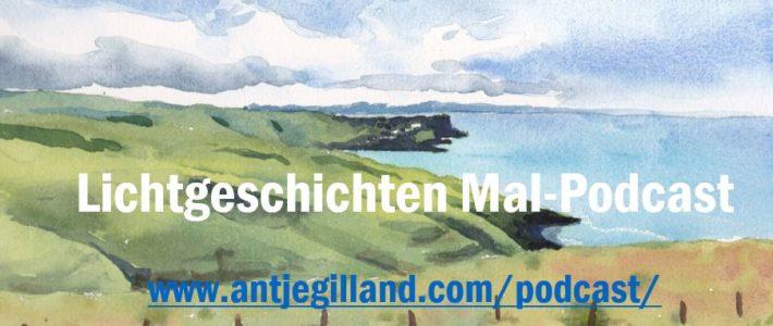 Folge 21: Rückblick auf einen Online-Workshop und Vorschau auf die Virtuelle Neuseeland-Malreise