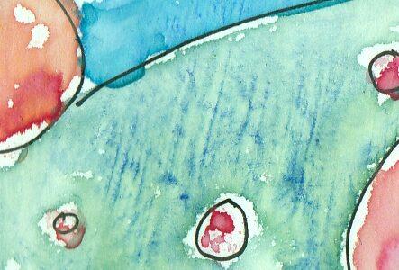 Malen auf Aquagrund