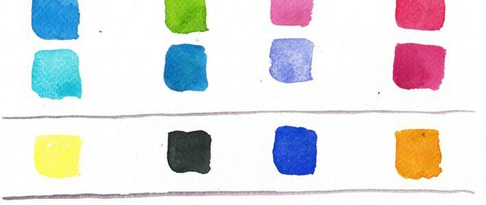 Folge 38: Was Aquarellfarben können sollen