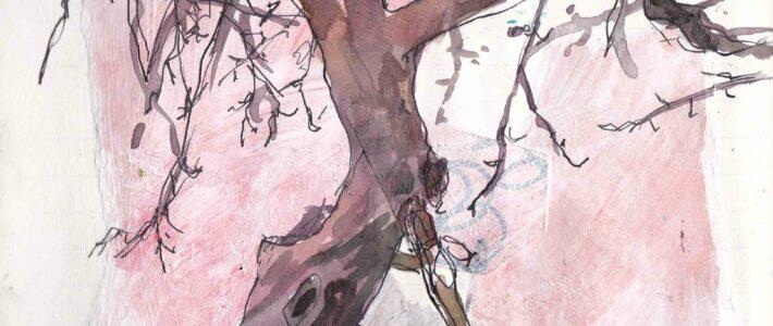 Von Herzen Bäume malen – zur richtigen Zeit